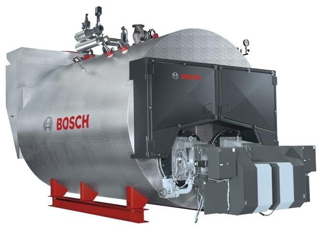 котел паровой , со встроенным экономайзером eco 1 bosch ul s400